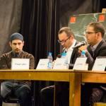دکتر حسین خطیبی و اشکان خیل نژاد