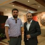 دکتر حسین خطیبی و آروند دشت آرای