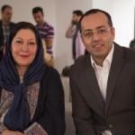دکتر حسین خطیبی و خانم اسکندرفر