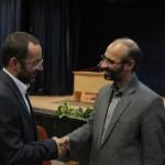 دکتر حسین خطیبی و دکتر مقیسه