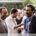 دکتر حسین خطیبی و محمد چرمشیر