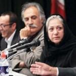دکتر حسین خطیبی و رخشان بنی اعتماد