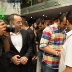 دکتر حسین خطیبی و علی کریمی