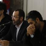 دکتر حسین خطیبی و پژمان جمشیدی