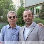دکتر حسین خطیبی و کامبیز درم بخش
